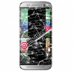 HTC One M7 Screen Repair Service